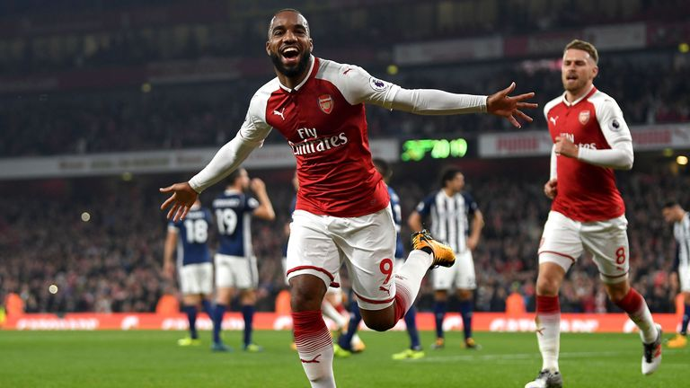 Arsenal 2 0 W Brom Match Report Highlights