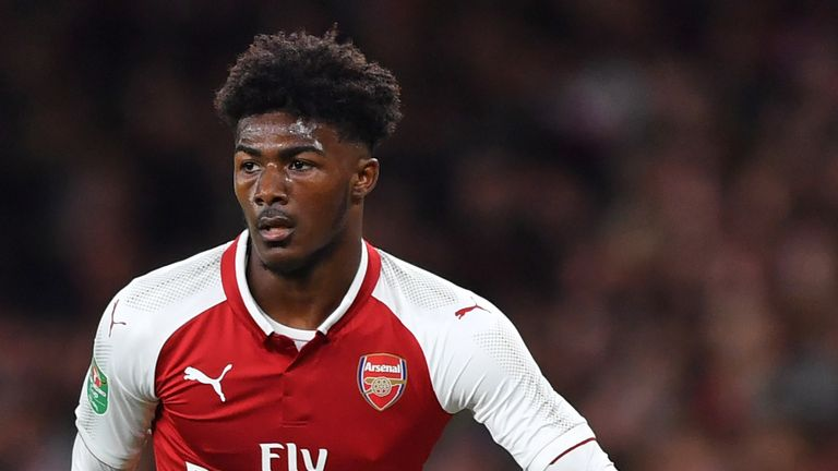 Arsenal youngster Ainsley Maitland-Niles has impressed when called on this season