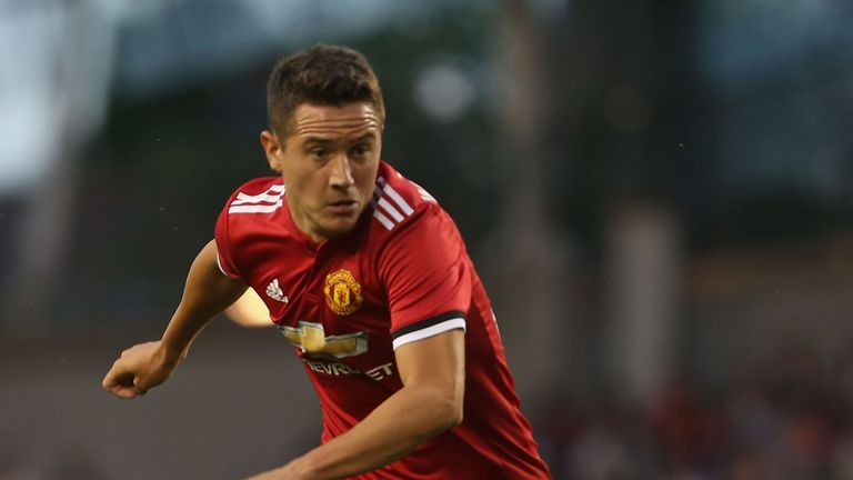 Ander Herrera is linked with a move to Barcelona in Sunday's Euro Papers