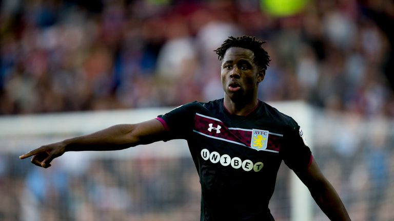 Keinan Davis has impressed for Aston Villa