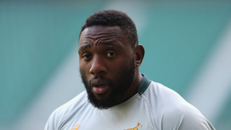 Tendai Mtawarira will pack down against Lions starter Tadhg Furlong on Saturday in Dublin