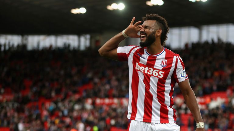 Eric Maxim Choupo Moting Exclusive Why I Joined Stoke
