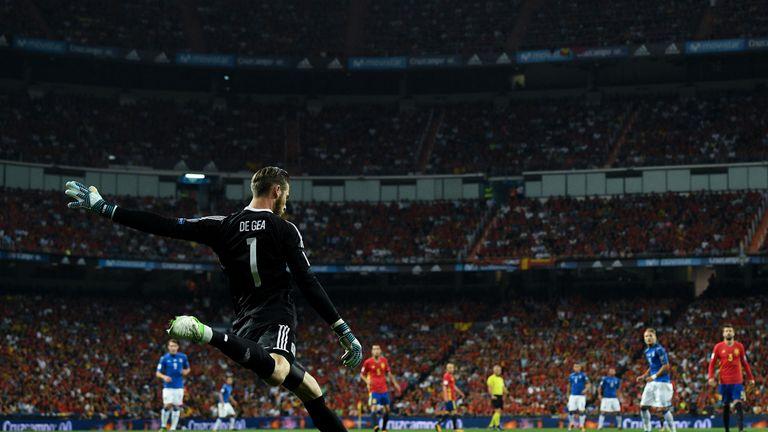 David de Gea is now Spain's No 1
