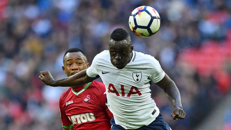 Davinson Sanchez can become one of the world's best centre-backs, says Mauricio Pochettino