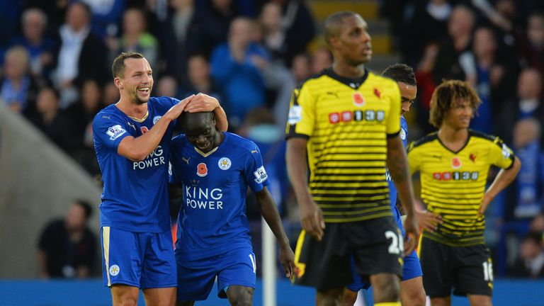 Drinkwater could rekindle his Premier League winning partnership with N'Golo Kante at Chelsea
