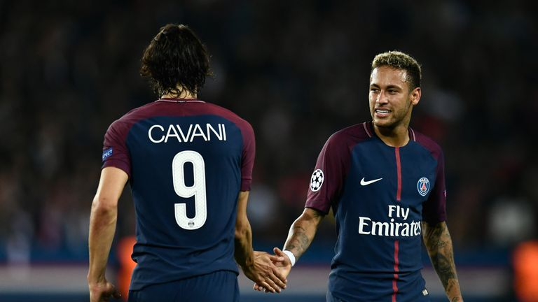 san francisco d6db3 0d357 Champions League round-up: Paris Saint-Germain ease past ...