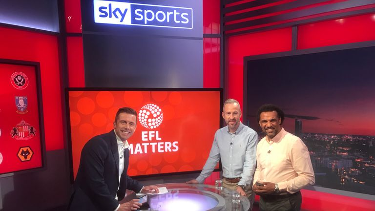David Prutton with Shaun Derry and Don Goodman on EFL Matters