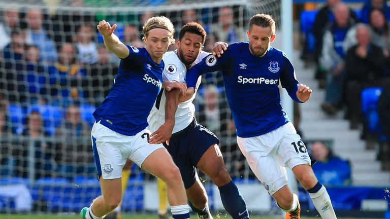 Ronald Koeman has demanded his players react after a disappointing defeat to Tottenham on Saturday