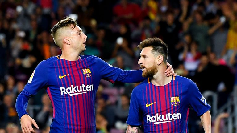 Deulofeu began his career at Barcelona and briefly returned there in the 2017/18 season