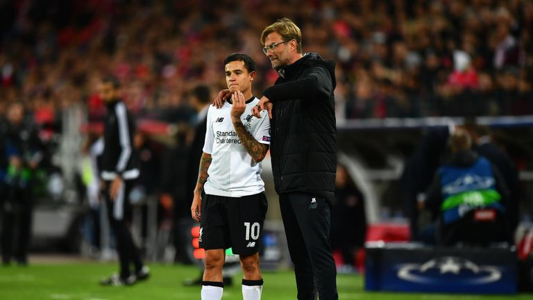 Klopp believes recent poor results are not a fair reflection on his side's performances