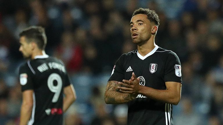 Ryan Fredericks currently plays with Championship side Fulham