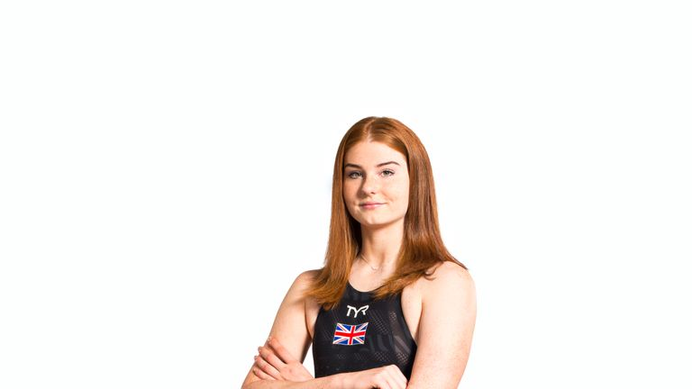 Freya Anderson is a rising star of the pool