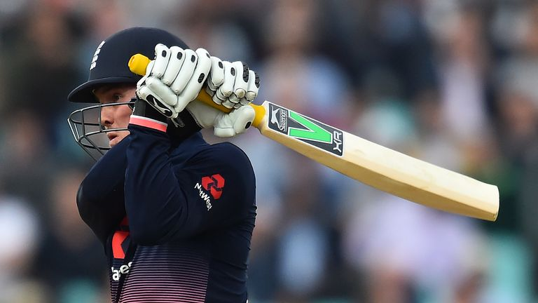 Jason Roy has become a fixture in England's limited-overs squad