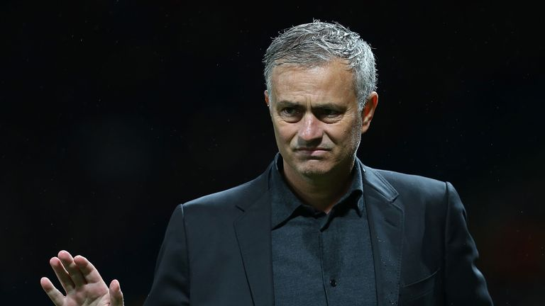 All eyes will be on Jose Mourinho's approach when his side face Tottenham