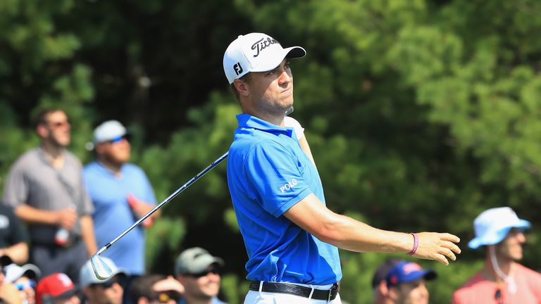 Thomas closed with a 66 to beat close friend Jordan Spieth by three shots
