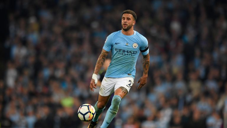 Kyle Walker says Manchester City showed character to bounce back from their sticky patch