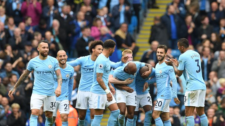 Are Man City on their way to being the best ever Premier League side?