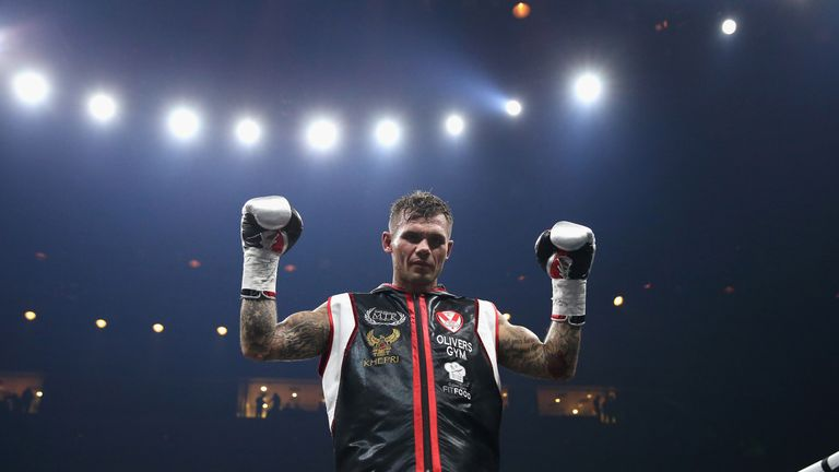 Martin Murray believes he can get another crack at a world title