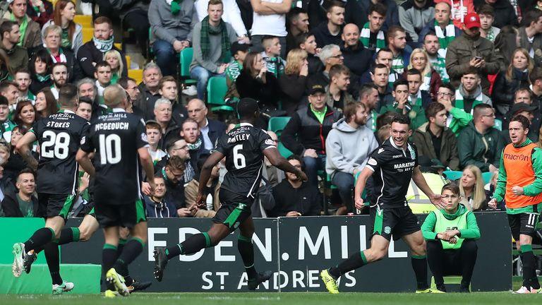 John McGinn also scored twice in the draw