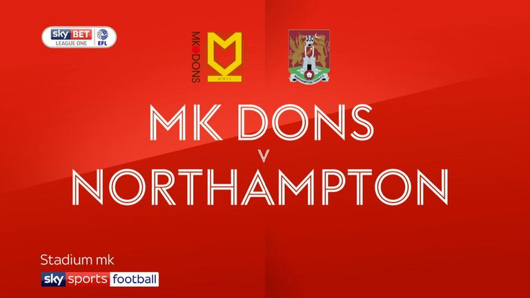 Mk dons v northampton betting previews legalized sports betting in india