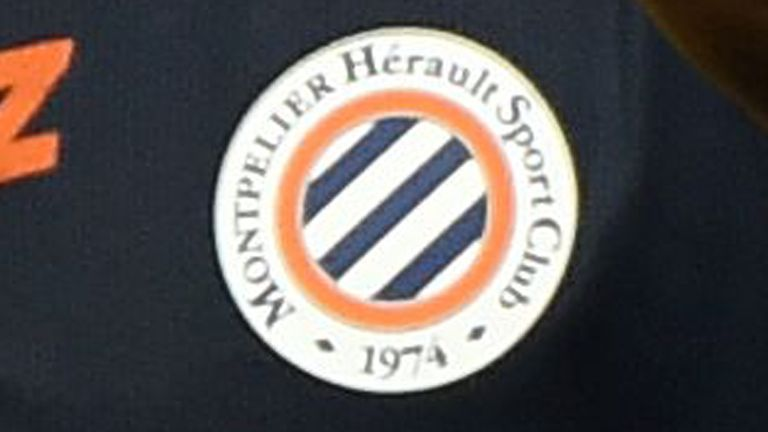 French Ligue 1 side Montpellier misspelled the name of the club as 'Montpelier' on the official club crest