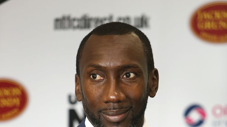 Jimmy Floyd Hasselbaink is Northampton Town's boss