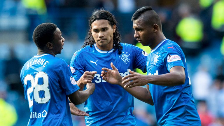 Rangers beat Dundee 4-1 at Ibrox on Saturday