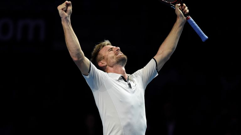 Gojowczyk's run from the Qualifiers to the trophy was stunning