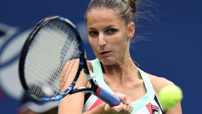 Karolina Pliskova is still looking for her maiden Grand Slam title