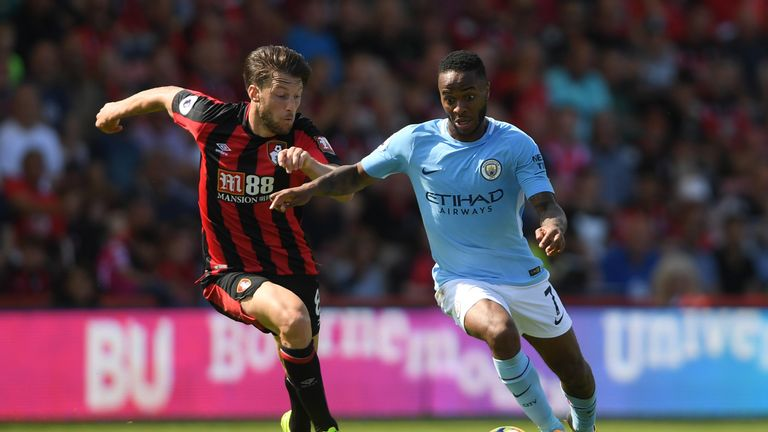 Raheem Sterling was wanted by Arsenal but Pep Guardiola refused the swap