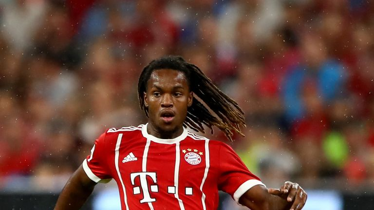 Sanches, previously linked with Man Utd, is on loan at Swansea from Bayern Munich