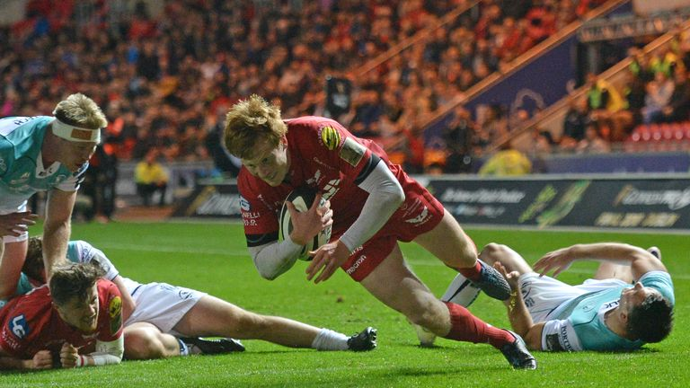 Scarlets 36 - 27 Connacht - Match Report & Highlights