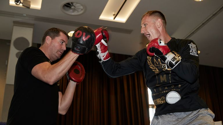 Tom Stalker will hope to reignite his boxing career with victory over Dodd