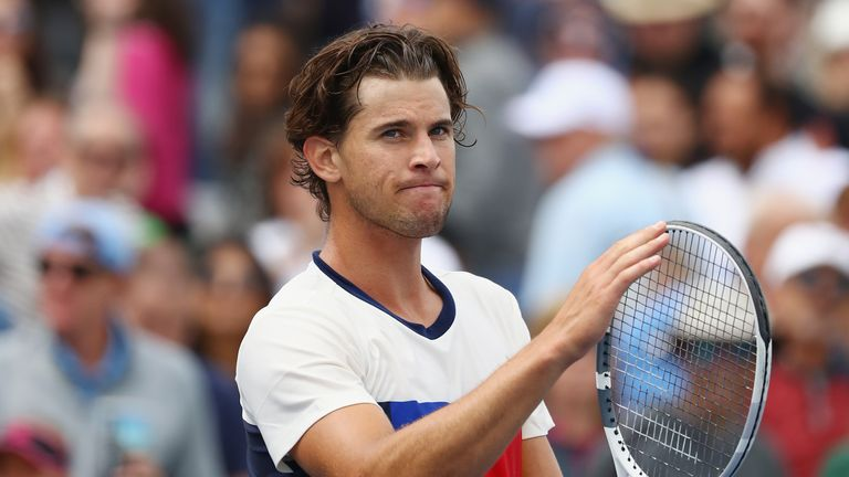 Dominic Thiem will play at the season-ending ATP World Tour Finals once again
