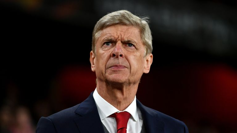 Arsene Wenger's Arsenal face a tricky tie in Belarus
