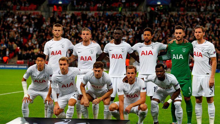 Davinson Sanchez impressed in his first home start for Tottenham