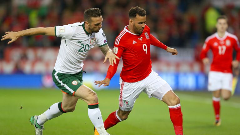 Wales and Republic of Ireland were also in the same 2018 World Cup qualifying group