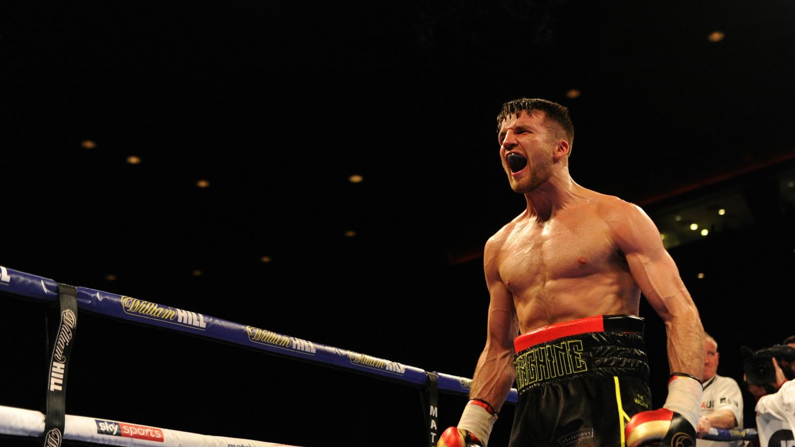 BOXING News: It's official: Liam Smith will face Anthony Fowler on October 9