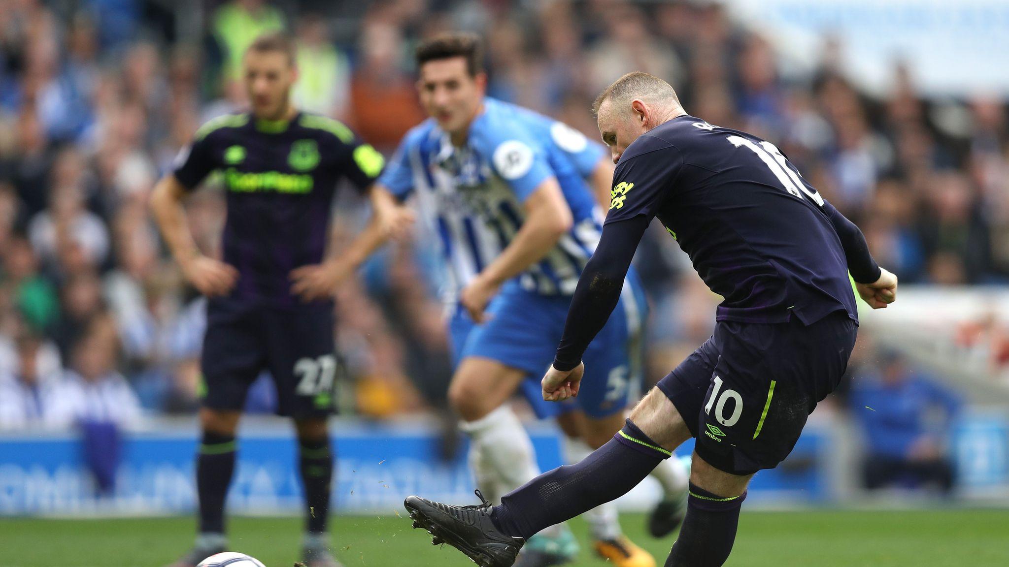 Brighton 1 1 Everton Match Report Highlights