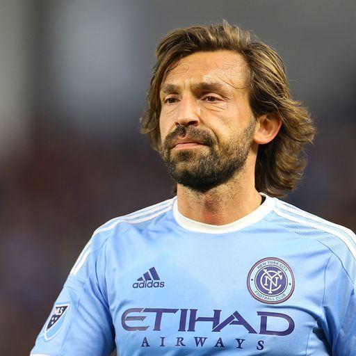 Pirlo confirms retirement