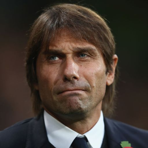 Conte focuses on pivotal week