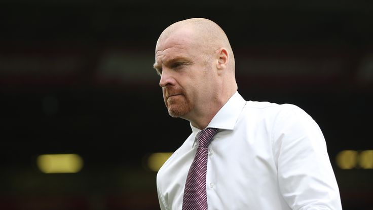 Sean Dyche is approaching five years into the job as Burnley manager