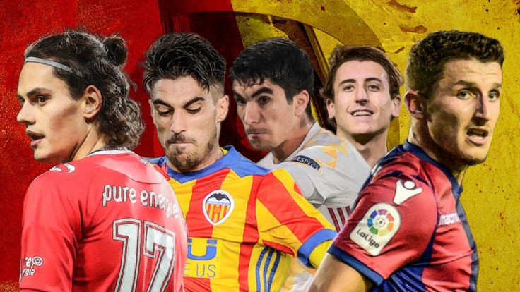 Guillem Balague has picked out some of La Liga's best young players