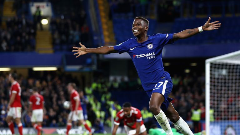Unsettled Chelsea youngster Charly Musonda has emerged as a shock Arsenal target