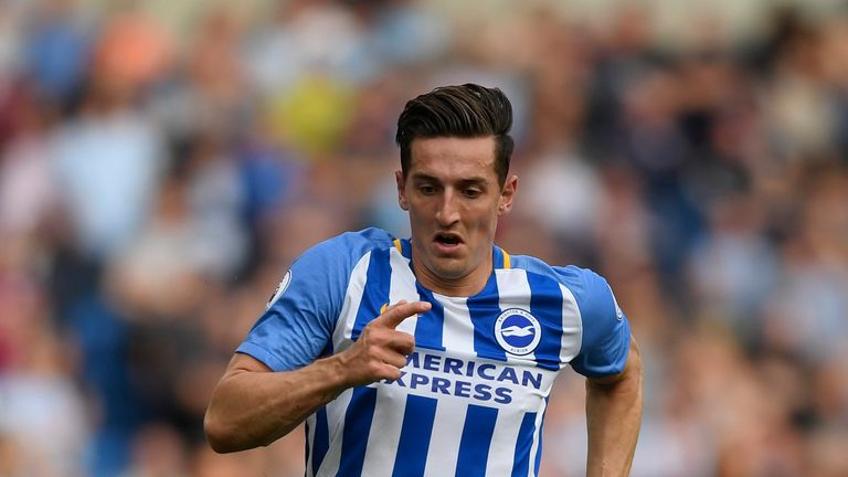 Lewis Dunk is worthy of an England call-up, says his Brighton manager Chris Hughton
