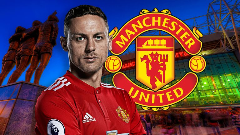 Nemanja Matic has been a key player for Manchester United this season