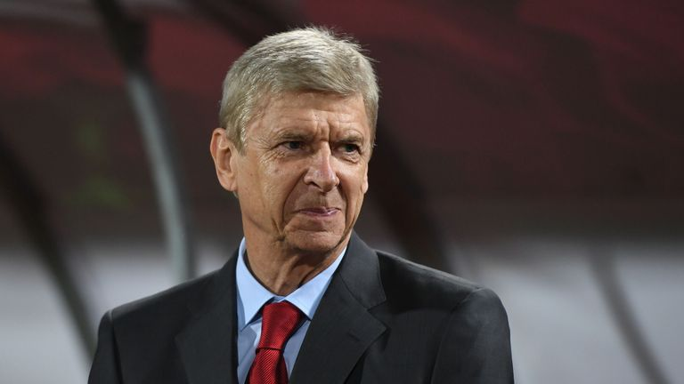 Arsene Wenger has steered Arsenal to three successive wins in the Europa League