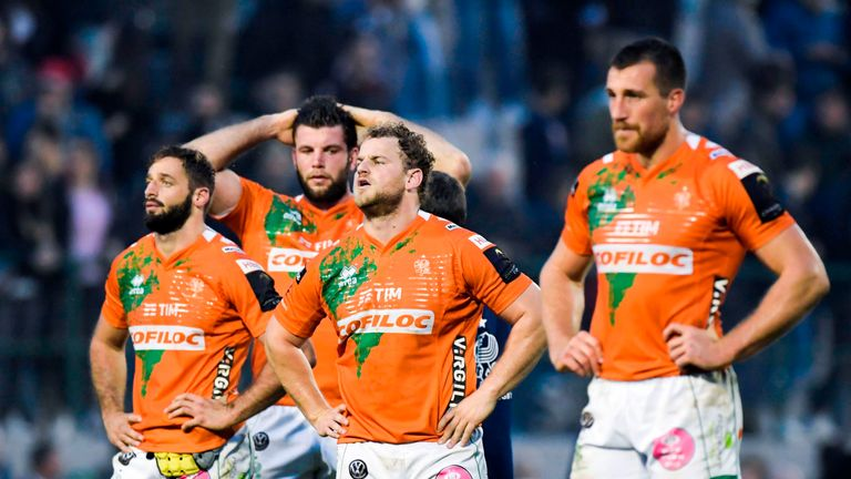 Italian side Benetton are looking for a bit of luck