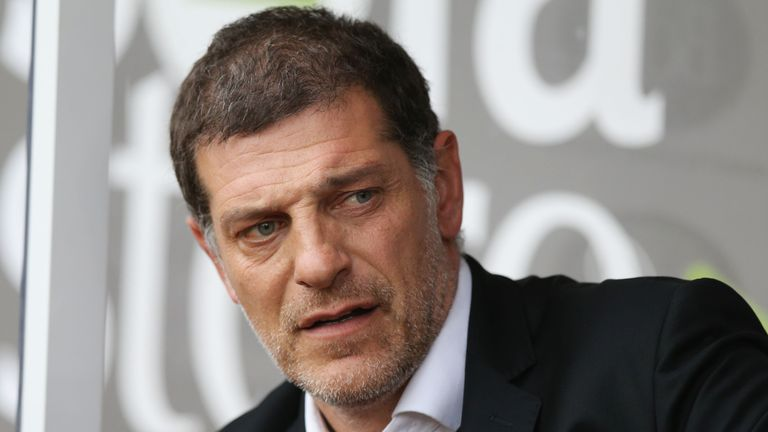 Bilic had to settle for a point at Turf Moor