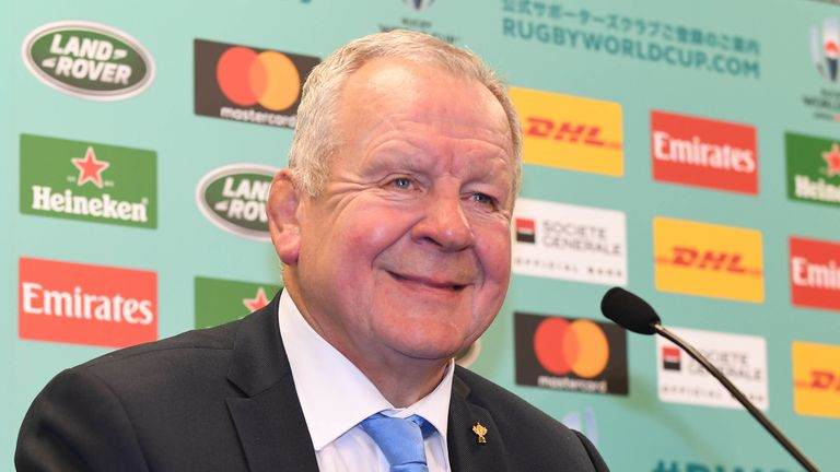World Rugby boss Bill Beaumont said the South African bid was a 'clear leader'